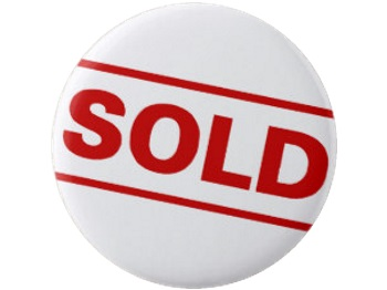 property sold sign