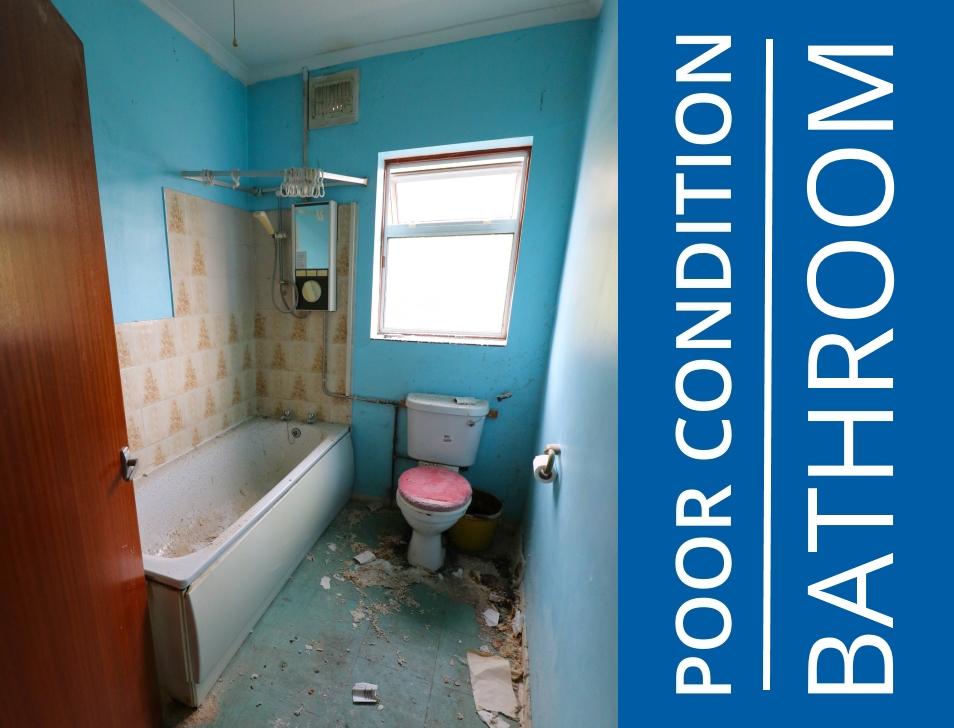 house requiring modernisation