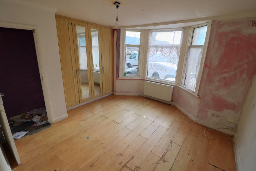 house in need of refurbishment
