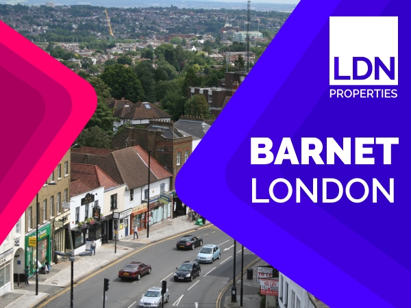 Selling your house fast in Barnet