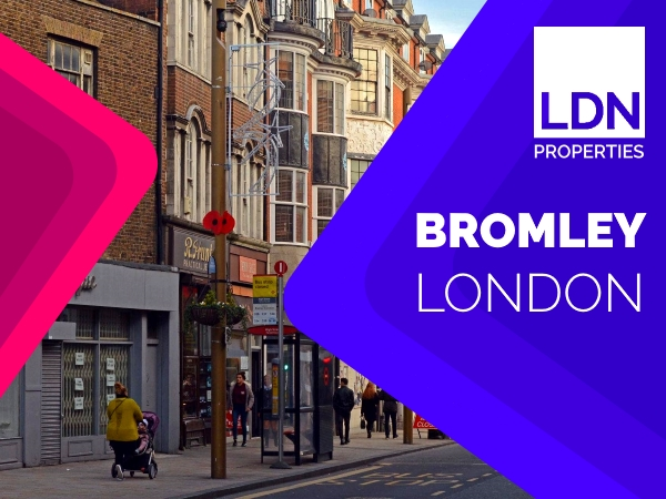 Selling your house fast in Bromley
