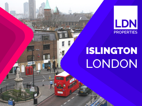 Selling your house fast in Islington