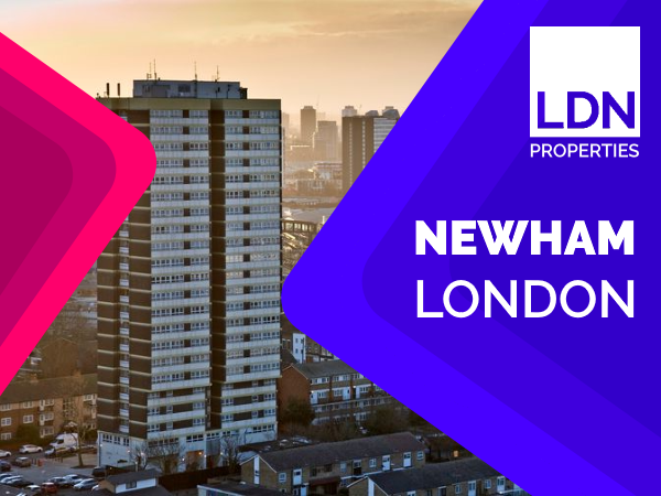 Sell your house fast in Newham