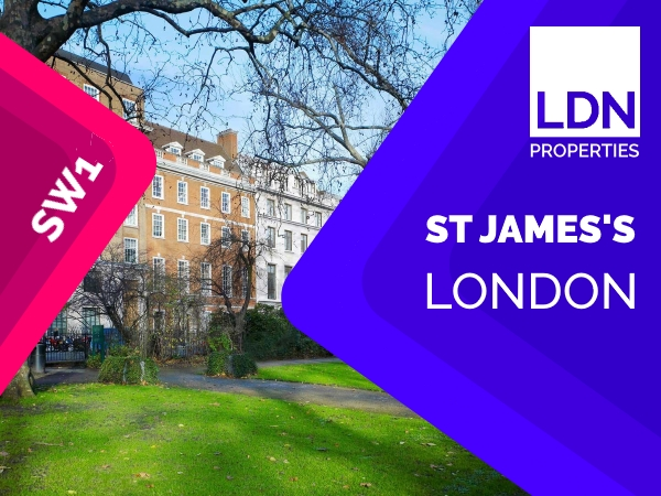Selling your house fast in St James's, London