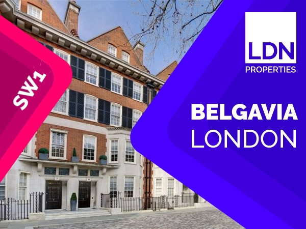 Selling your house fast in Belgravia, London