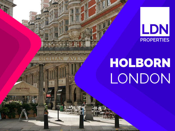 Selling your house fast in Holborn, London