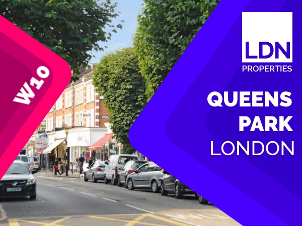 Selling your house fast in Queens Park, London