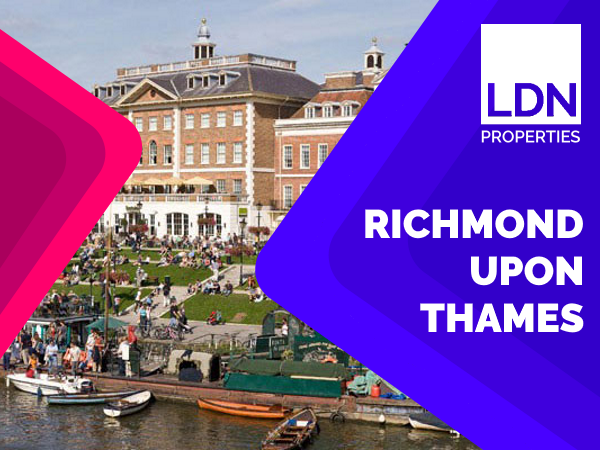 Selling your house fast in Richmond upon Thames
