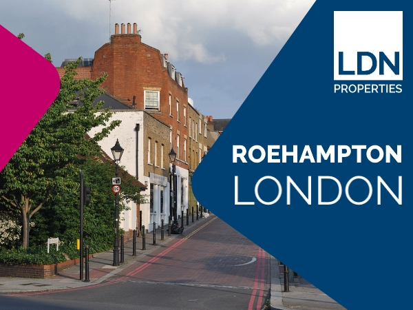 Sell House Fast Roehampton, London