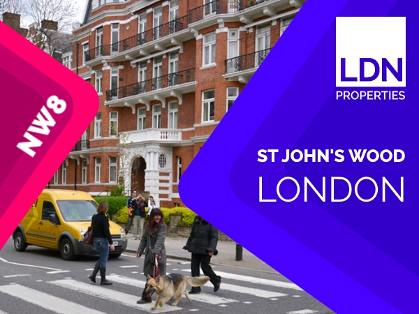 Selling your house fast in St John's Wood, London