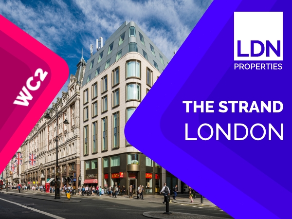 Selling your house fast in The Strand, London