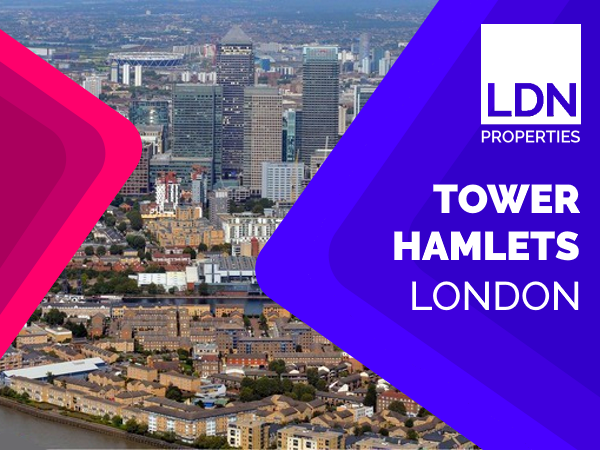 Sell your house fast in Tower Hamlets