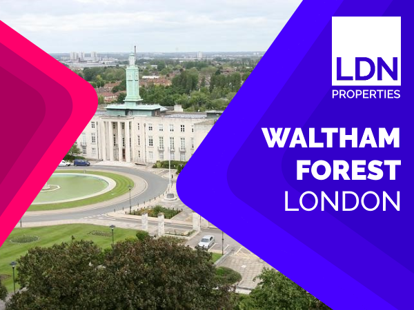 Sell your house fast in Waltham Forest