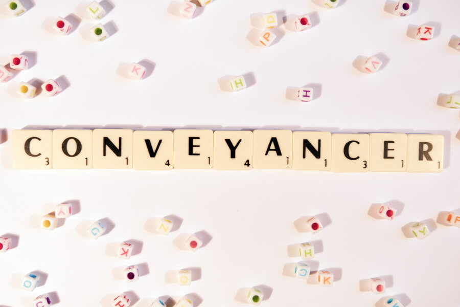 What do conveyancers do