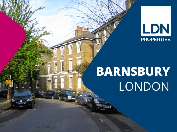 Sell House Fast Barnsbury, London