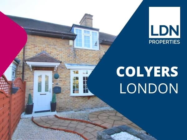 Sell House Fast Colyers, London