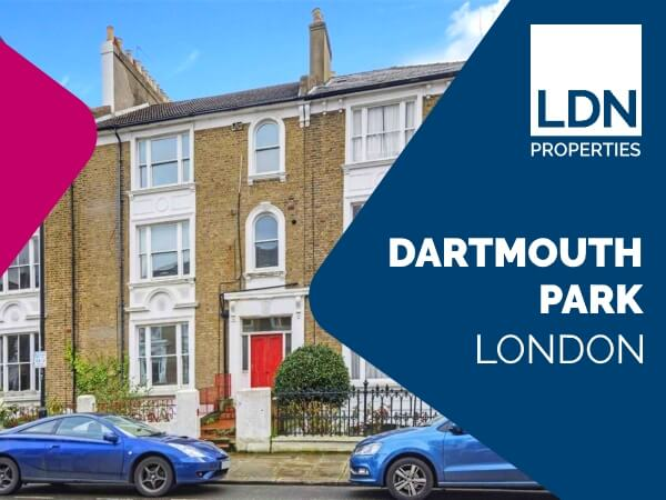 Sell House Fast Dartmouth Park, London
