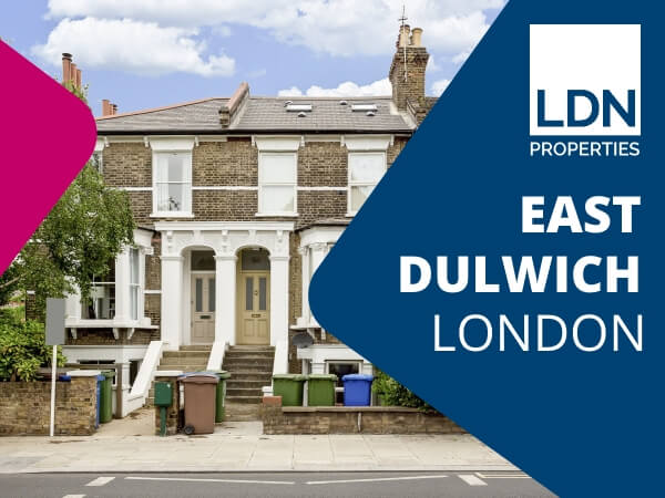 Sell House Fast East Dulwich, London