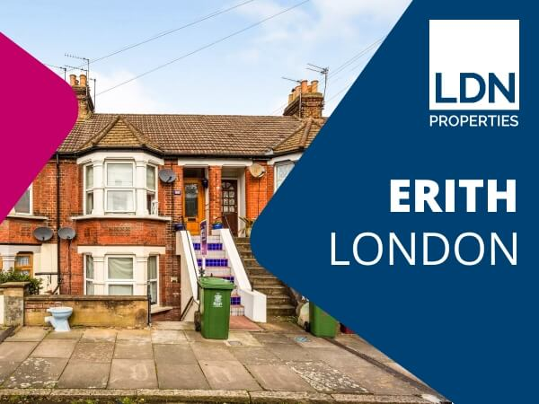 Sell House Fast Erith, London