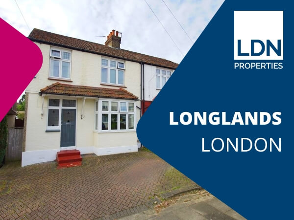 Sell House Fast Longlands, London