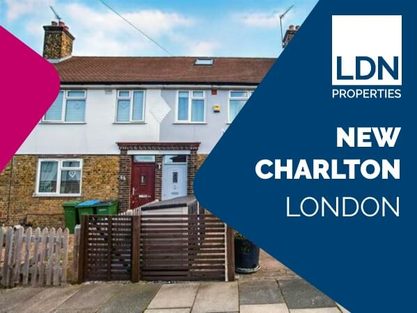 Sell House Fast New Charlton, London