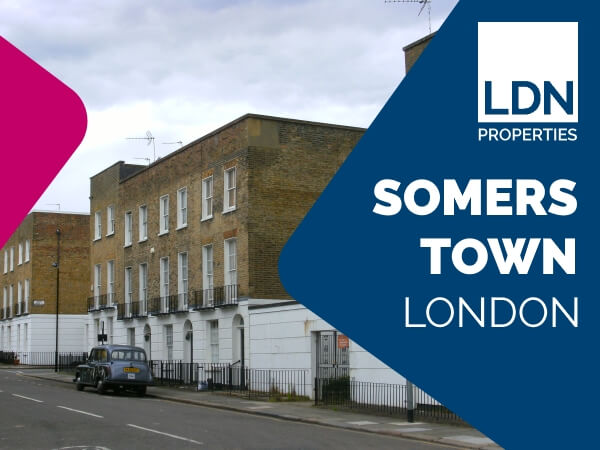 Sell House Fast Somers Town, London