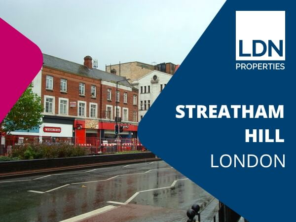 Sell House Fast Streatham Hill, London