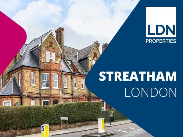 Sell House Fast Streatham, London