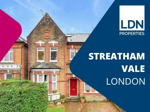 Sell House Fast Streatham Vale, London