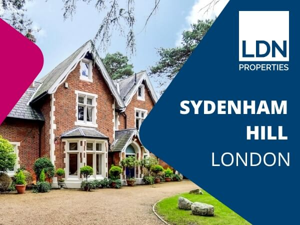 Sell House Fast Sydenham Hill, London