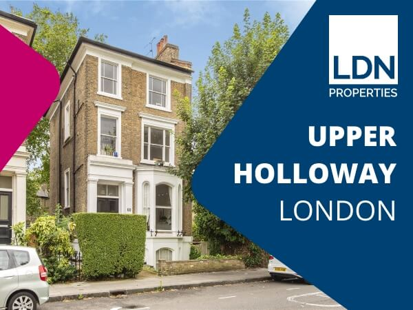 Sell House Fast Upper Holloway, London