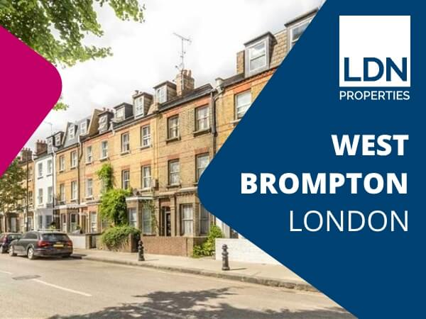 Sell House Fast West Brompton, London