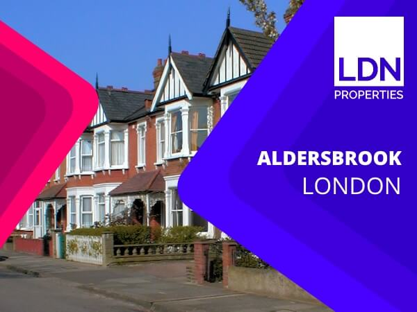 Sell House Fast Aldersbrook, London