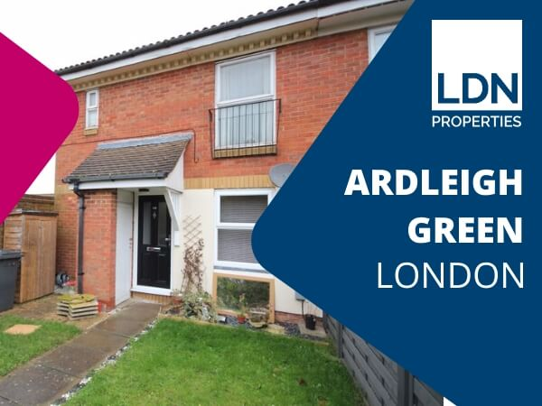 Sell House Fast Ardleigh Green, London