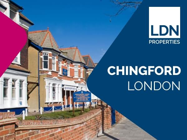 Sell House Fast Chingford, London