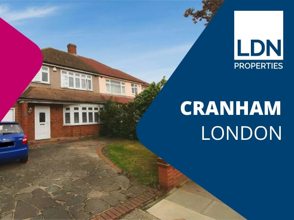 Sell House Fast Cranham, London