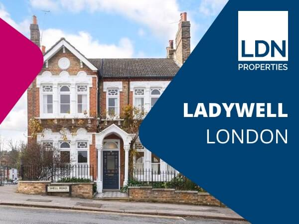 Sell House Fast Ladywell, London