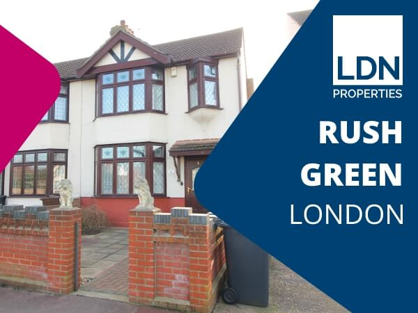 Sell House Fast Rush Green, London