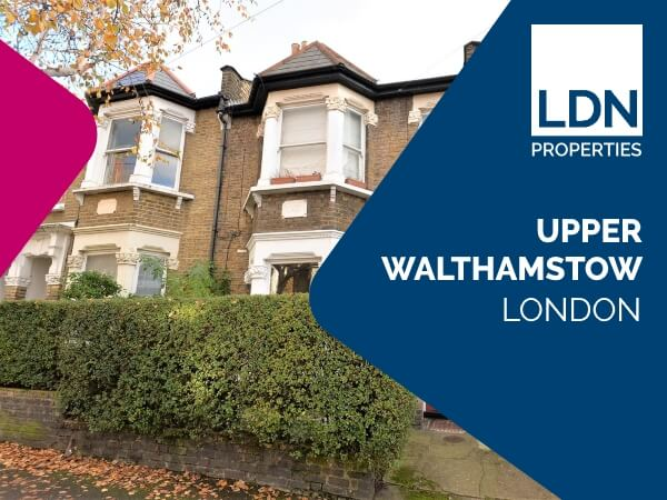 Sell House Fast Upper Walthamstow, London