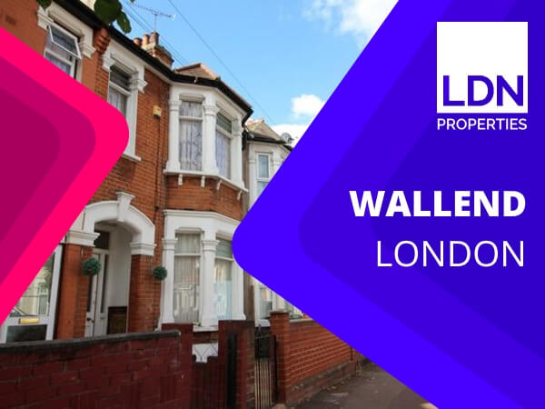 Sell House Fast Wallend, London