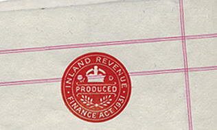 Unregistered property seal
