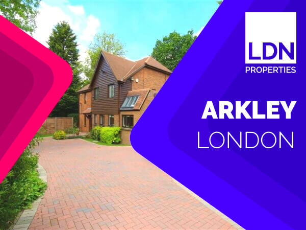 Sell House Fast Arkley, London