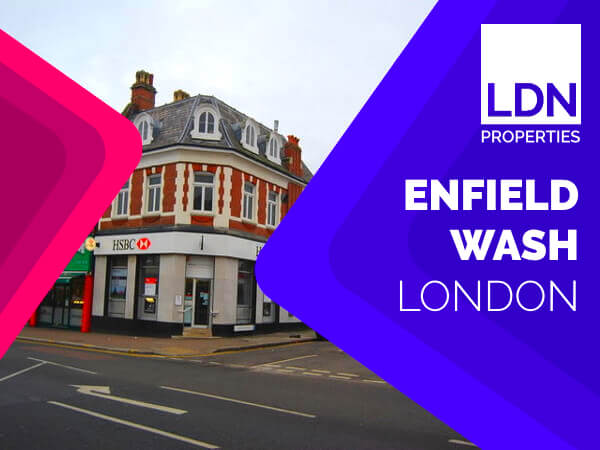 Sell House Fast Enfield Wash, London