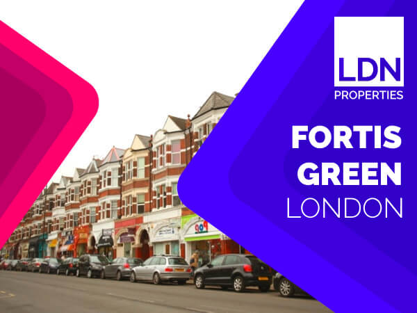 Sell House Fast Fortis Green, London