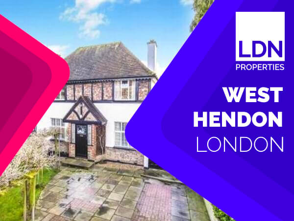 Sell House Fast West Hendon, London