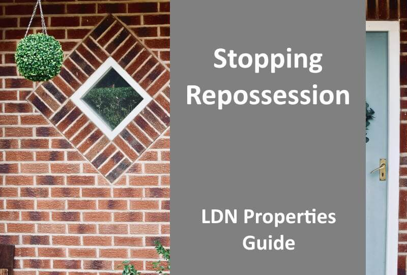 Stopping repossession guide