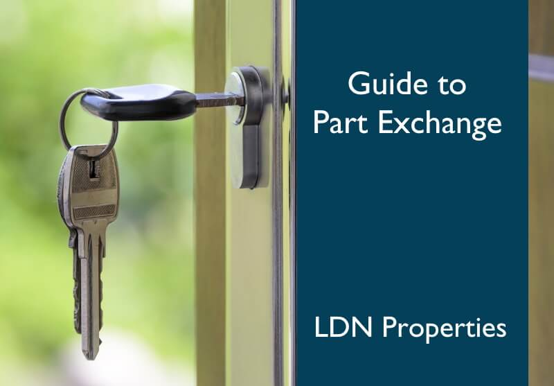 Part exchange guide