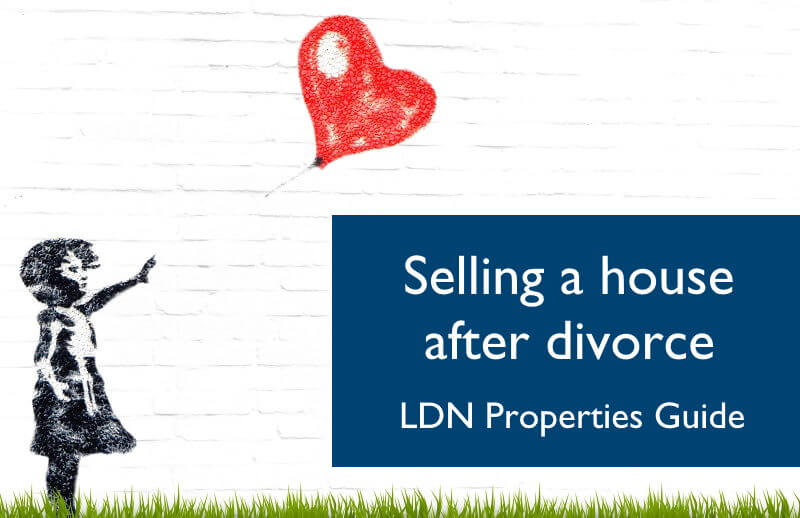 Selling house after divorce