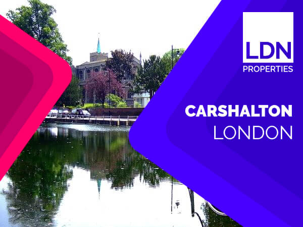 Sell House Fast Carshalton, London