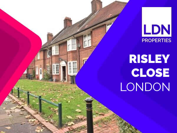 Sell House Fast Risley Close, London